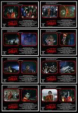 "8 Photos Clip # B Michael Jackson ""THRILLER"" 1983 / John Landis"