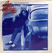 "EDDIE MONEY:  WALK ON WATER:  NEAR MINT ORIGINAL 7"" PROMO FROM 1988"