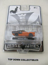 Jesse James West Coast Choppers 2006  Orange Bomb 1:64  NIB