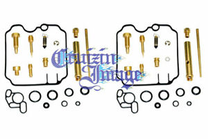 91-95 YAMAHA TDM850 CARB REPAIR KITS CARBURETOR 2 REPAIR KITS 20-Y3VDCR