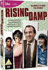 RISING DAMP - COMPLETE SERIES + MOVIE -- NEW / SEALED DVD - UK STOCK