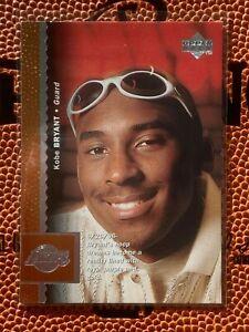 Kobe Bryant Rookie Card 1996-97 Upper Deck RC #58 Grade Ready Condition PSA NM