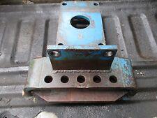 1986 Ford 1910 3 cylinder diesel tractor draw bar support pivot bracket cradle