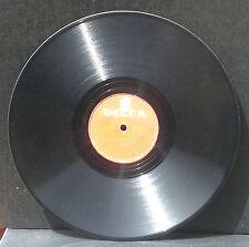 """Vico Torriani Addio donna Grazia Ein Abend am Lido"""" 78 trs  RPM - 25 cm / 10 '"""
