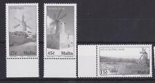 UMM MNH STAMP SET 2003 MALTA WINDMILLS SG 1337-1339