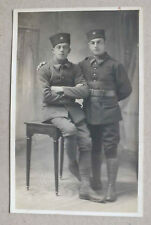 CPA - PHOTO CARTE - SOLDATS DU 65 EME REGIMENT D INFANTERIE ?