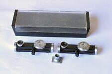 2 x VINTAGE WALZ RANGE FINDER LEITZ LEICA TYPE Distance Meter Patent 360258