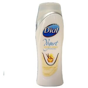 Dial Yogurt Vanilla Honey Nourishing Body Wash Discontinued 16 oz New