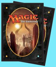 80 ULTRA PRO MAGIC AMONKHET CARD BACK DECK PROTECTOR Sleeves MTG 86453 Bolas