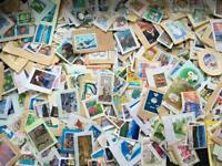STAMP JAPAN 1000g Commemorative ON paper  lot philatelic collection kiloware