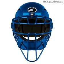 Champro Hel-Max YOUTH Baseball Adjustable One-Piece Catcher Helmet Mask Headgear