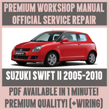 buy suzuki car service repair manuals ebay rh ebay co uk 2000 Suzuki Swift Sedan suzuki swift 2000 service manual pdf