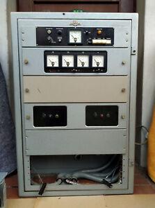 Klangfilm recording/playback stereo /2-channel amplifiers V87/V86 Telefunken M10