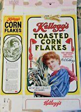 Vintage Kellogg's 75th Anniversary Corn Flakes Box