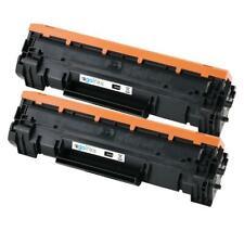 More details for 2 black toner cartridges for hp laserjet pro m15, m15a, m15w, mfp m28a, mfp m28w