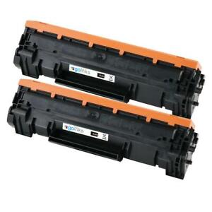 2 Black Toner Cartridges for HP LaserJet Pro M15, M15a, M15w, MFP M28a, MFP M28w