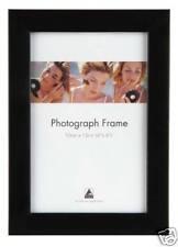 20 Photo Frames Wholesale Black & Wood Effect 4 x 6 Ins