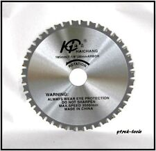 185mm x 30mm - Metal Cutting HC Saw Blade 4 Makita Panasonic Dewalt Hitachi