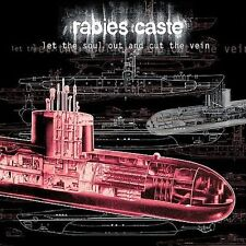 Let the Soul Out & Cut the Vein - Rabies Caste  Audio CD Buy 3 Get 1 Free