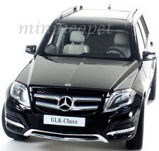 WELLY 11008 GT AUTOS 2013 13 MERCEDES BENZ GLK 300 CLASS SUV 1/18 DIECAST BLACK