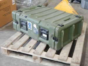 CPCases Storage Transport Case, Green, Without Rack, Film Prop [MM]