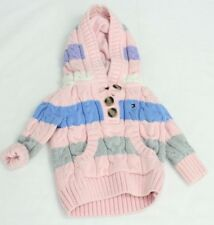 Tommy Hilfiger Hooded Sweater Size 3-6 Month Babies Infant