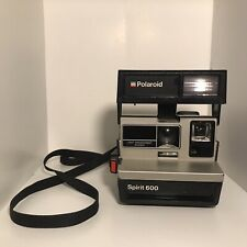 Polaroid Spirit 600 Instant Film Camera With Flash & Light Management System