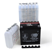UTX30L YTX30L-BS AGM Battery for Harley DAVIDSON 1340 1450 1580 Touring Polaris