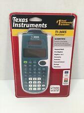 Texas Instruments TI-30XS MultiView Scientific Calculator Blue SEALED