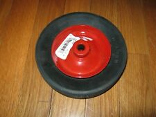 Wheel Horse deck wheel part number 110506, 5305