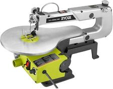 Corded 1.2 Amp 16 In. Corded Scroll Saw Wood Metal Plastic Laminate Cutting Tool