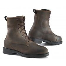 Bottes de Moto TCX X-blend Waterproof Brun