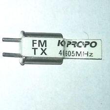 QUARZO TRASMETTITORE RC KO PROPO FM TX 40.605MHz