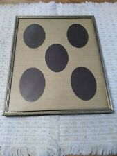 """Vintage Brass Gold colored 8 """" X 10 """" Picture Frame. Great condition"""