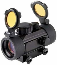 Parker Red Hot 3-dot Red/Green Illuminated Crossbow Scope (38-2145)