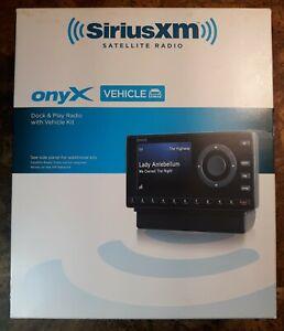 Sirius XM Satellite Radio XM Onyx XDNX1V1 Vehicle Kit NEW in SEALED BOX