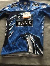 "Team Saxo Bank Original Bodyfit Race Jersey Größe,,L"" Pro Tour Team"