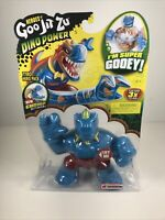 Heroes of Goo Jit Zu Dino Power - Tyro The Trex *New - Season 3* Chomp Attack