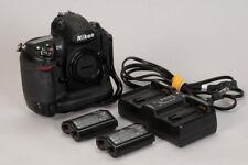 Nikon D3 12MP Digital SLR Camera Body - Black - Clean with RRS Arca Swiss L-Brkt