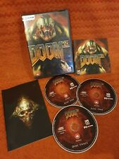 PC Pal Game with Box Instructions DOOM 3