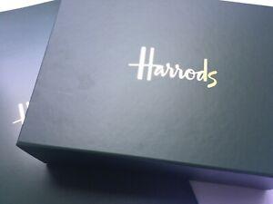 HARRODS Gift Box - Green - Medium - NEW