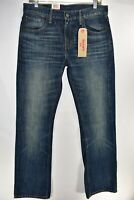 New Levi's 527 Slim Bootcut Mens Blue Jeans Boot Cut MULTIPLE SIZES