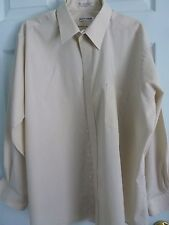 Pierre Cardin Men's  Long Sleeve Button Down Dress Shirt