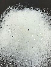Snow Biodegradable Confetti Flakes Winter Wedding Eco sparkle glitter silver 1L