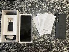 ON SALE sony xperia 1 ii 5G Viola Ultimo Modello Di Sony