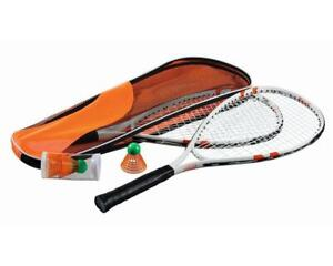 VIVA SPoRT Highspeed-Badminton-Set, Neu/OVP