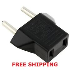 USA/CHINA/JAPAN to EUROPE travel adapter. US/CN/JPN to EU socket / converter