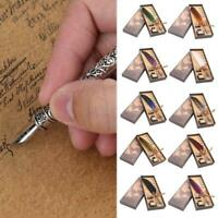 Classic Feather Quill Pen Set Dip Pen-Free Shipping
