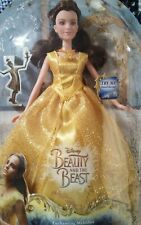 New Hasbro Disney Belle Beauty and the Beast Character Doll Sings Toys Girls 3+