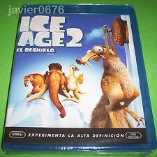 ICE AGE 2 EL DESHIELO BLU-RAY NUEVO Y PRECINTADO